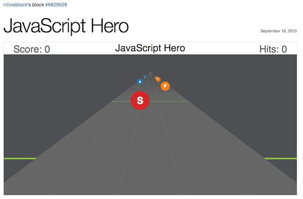 Javascript Hero